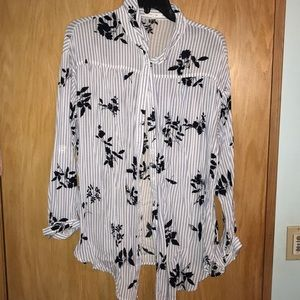 Button down shirt from Maurices